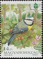 Cl: Eurasian Blue Tit (Cyanistes caeruleus)(Repeat for this country)  SG 4251 (1995) 40