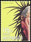 Cl: Northern Bald Ibis (Geronticus eremita)(Out of range) (I do not have this stamp)  new (2016)