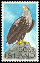Cl: White-tailed Eagle (Haliaeetus albicilla) SG 431 (1966) 875
