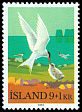 Cl: Arctic Tern (Sterna paradisaea)(Repeat for this country)  SG 501 (1972) 55