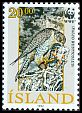 Cl: Gyrfalcon (Falco rusticolus)(Repeat for this country)  SG 800 (1992) 180 [6/18]