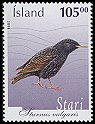 Cl: European Starling (Sturnus vulgaris) <<Stari>>  SG 1125 (2005) 275 [5/8]