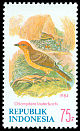Cl: Yellow-breasted Bowerbird (Chlamydera lauterbachi) SG 1765 (1984) 200