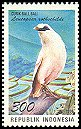 Cl: Bali Myna (Leucopsar rothschildi) <<Curik Bali>> (Endemic or near-endemic)  SG 2280 (1996) 15