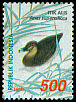 Cl: Pacific Black Duck (Anas superciliosa) <<Itik Alis>>  SG 2469 (1998)