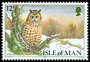 Cl: Northern Long-eared Owl (Asio otus) SG 396 (1988) 55