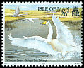 Isle of Man SG 492 (1991)