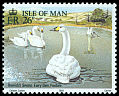 Isle of Man SG 493 (1991)
