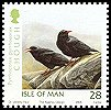 Cl: Red-billed Chough (Pyrrhocorax pyrrhocorax)(Repeat for this country)  SG 1287 (2006)