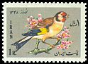 Cl: European Goldfinch (Carduelis carduelis) SG 1570 (1969) 30