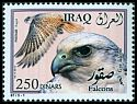 Cl: Gyrfalcon (Falco rusticolus)(Out of range)  SG 2401 (2012)  [11/10]