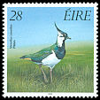 Cl: Northern Lapwing (Vanellus vanellus) SG 734 (1989) 110
