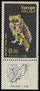 Cl: European Scops-Owl (Otus scops) SG 251 (1963) 55