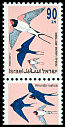 Cl: Barn Swallow (Hirundo rustica) SG 1190 (1992) 40