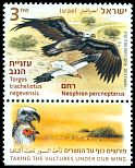 Cl: Egyptian Vulture (Neophron percnopterus) SG 2206 (2013) 150