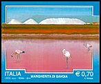 Cl: Greater Flamingo (Phoenicopterus roseus)(Repeat for this country)  SG 3571 (2014) 400