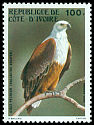 Cl: African Fish-Eagle (Haliaeetus vocifer) SG 771 (1983) 150