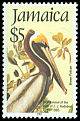 Cl: Brown Pelican (Pelecanus occidentalis)(Repeat for this country)  SG 623 (1985) 375