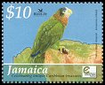 Cl: Yellow-billed Parrot (Amazona collaria)(Endemic or near-endemic)  SG 1040 (2004)  [2/27]