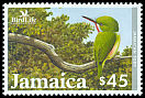 Cl: Jamaican Tody (Todus todus)(Endemic or near-endemic)  SG 1030 (2003)