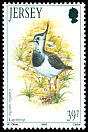 Cl: Northern Lapwing (Vanellus vanellus) SG 571 (1992)