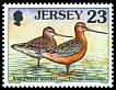 Cl: Bar-tailed Godwit (Limosa lapponica) SG 783 (1999)
