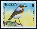 Cl: Northern Wheatear (Oenanthe oenanthe) SG 1400 (2008)  [4/60] I have 3 spare [2/7]