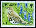 Cl: Mistle Thrush (Turdus viscivorus) SG 1454 (2009)