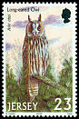 Cl: Northern Long-eared Owl (Asio otus) SG 999 (2001)