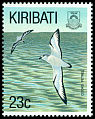 Cl: Cook's Petrel (Pterodroma cookii) SG 395 (1993) 40