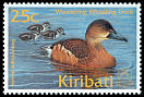 Cl: Wandering Whistling-Duck (Dendrocygna arcuata)(Out of range)  SG 619 (2001)