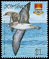 Cl: Pink-footed Shearwater (Puffinus creatopus) SG 819 (2008)  [4/45]