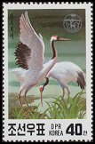 Cl: Red-crowned Crane (Grus japonensis)(Repeat for this country)  SG 3031 (1991)