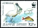 Cl: Black-faced Spoonbill (Platalea minor)(Repeat for this country)  SG 4881b (2009)