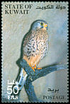 Cl: Eurasian Kestrel (Falco tinnunculus)(Repeat for this country) (not catalogued)  (2002)