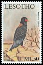 Cl: Bateleur (Terathopius ecaudatus)(Repeat for this country)  SG 1864 (2001)