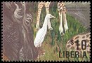 Cl: Cattle Egret (Bubulcus ibis)(Repeat for this country)  new (2001)  [3/50]
