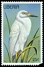 Cl: Great Egret (Ardea alba)(Repeat for this country)  new (1996)