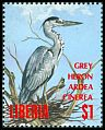 Cl: Grey Heron (Ardea cinerea) new (1994)