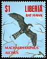 Cl: Bat Hawk (Macheiramphus alcinus) new (1994)
