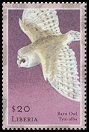 Cl: Barn Owl (Tyto alba)(Repeat for this country)  new (2001)  [2/4]