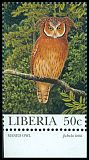 Cl: Maned Owl (Jubula lettii) new (1997)