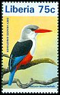 Cl: Grey-headed Kingfisher (Halcyon leucocephala) new (1996)