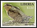 Cl: Eurasian Wryneck (Jynx torquilla)(I do not have this stamp)  new (2016)