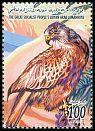 Cl: Eurasian Buzzard (Buteo buteo)(I do not have this stamp) (not catalogued)  (2002)  [7/49]