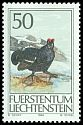 Cl: Black Grouse (Tetrao tetrix)(Repeat for this country)  SG 997 (1990) 110