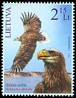 Lithuania <<Jurinis erelis>> SG 1046 (2011)