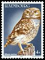 Cl: Little Owl (Athene noctua) <<Chev&ecirc;che d'Ath&eacute;na>>  SG 1161 (1985) 20
