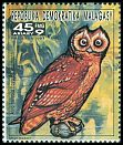 Cl: Marsh Owl (Asio capensis) new (1991)