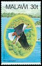 Cl: African Fish-Eagle (Haliaeetus vocifer)(Repeat for this country)  SG 677 (1983) 140
